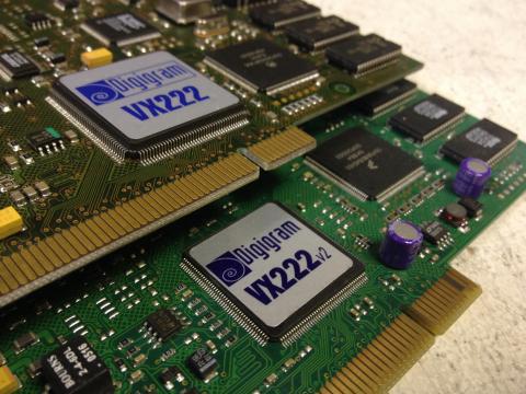 VX222v1 and VX222v2 Balanced Soundcards