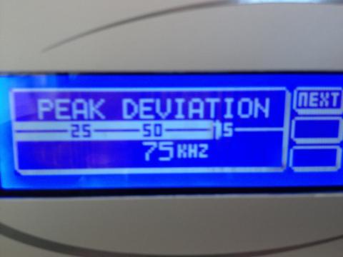 Deviation Meter
