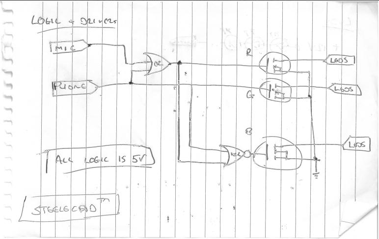 The main circuit diagram.