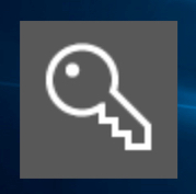 Windows 10 Key Icon